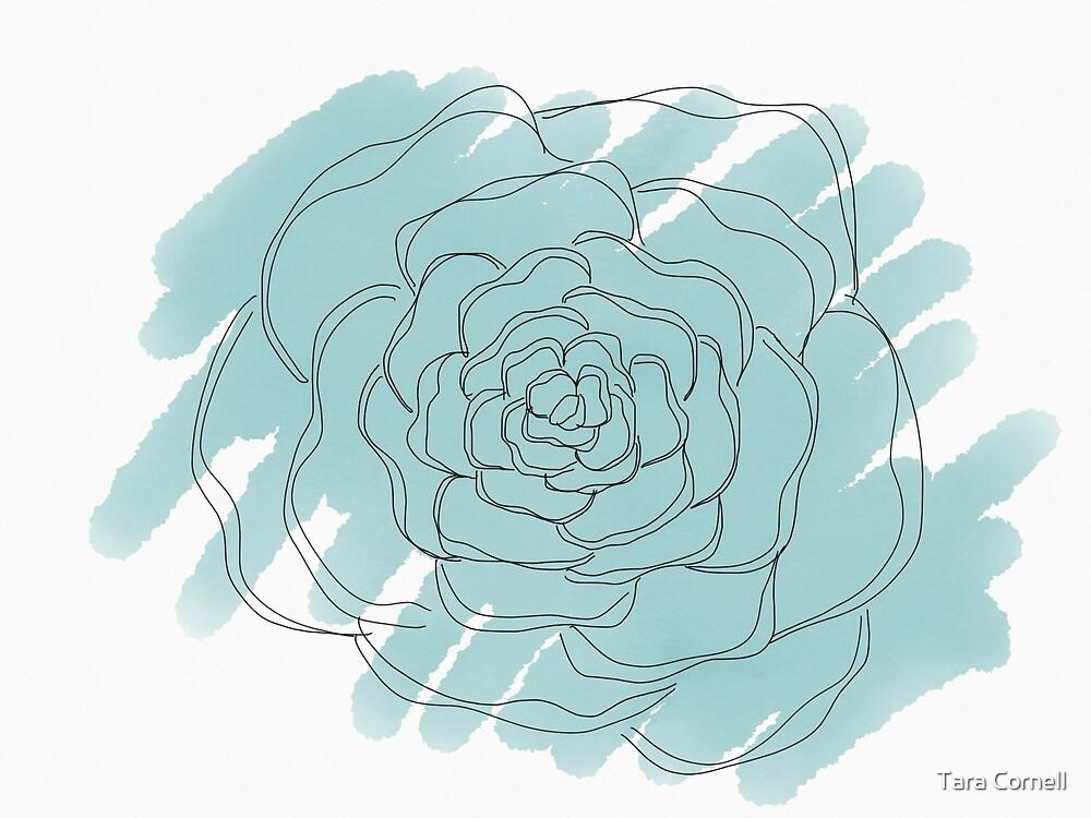 Digital flora by Tara Cornell
