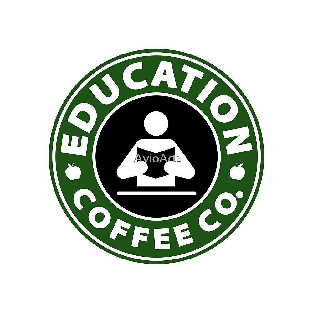 Education Coffee Co (Reading) by AvioArts