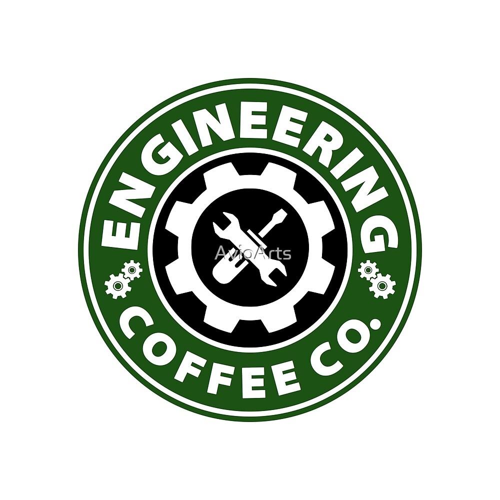 Engineering Coffee Co. by AvioArts