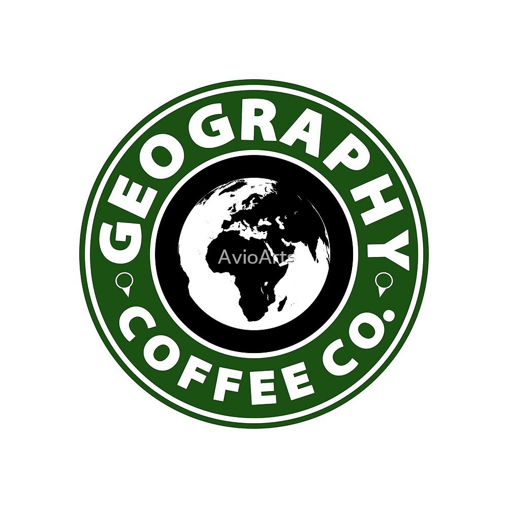 Geography Coffee Co.  by AvioArts