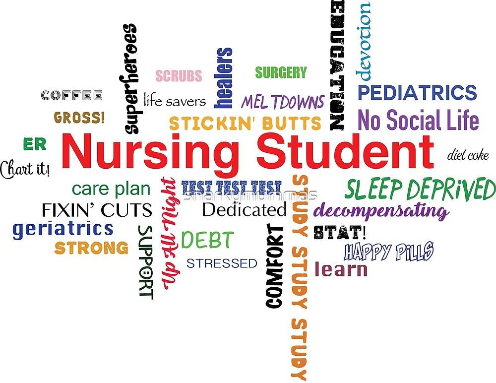 Nursing Student by snarkymummas