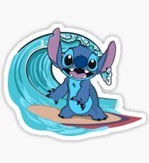 Lilo & Stitch: Stitch's Surf Up   Telefonkasten   T-Shirts (usw.) Sticker