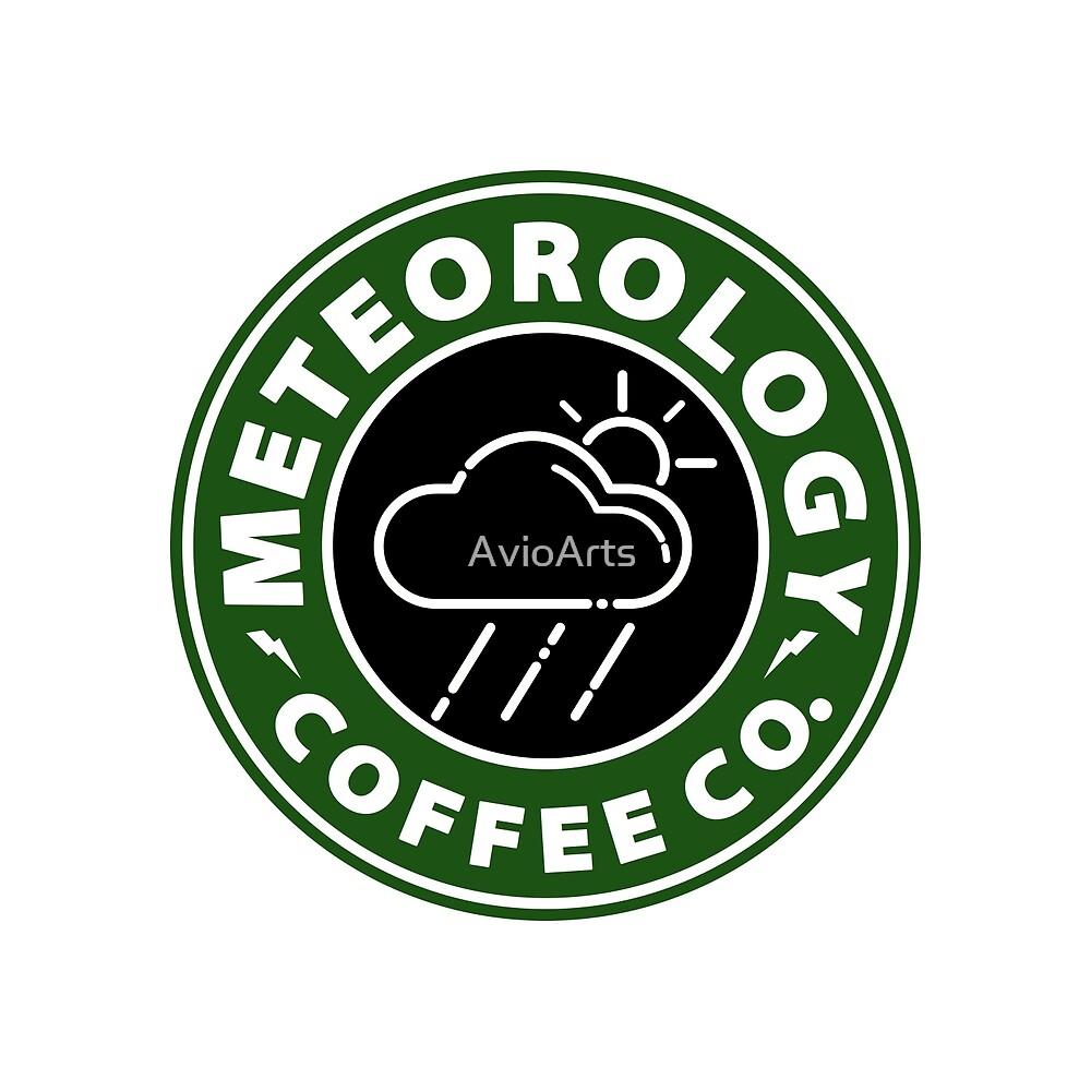 Meteorology Coffee Co by AvioArts