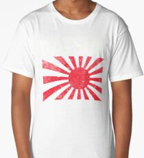 Datsun Rising Sun Long T-Shirt