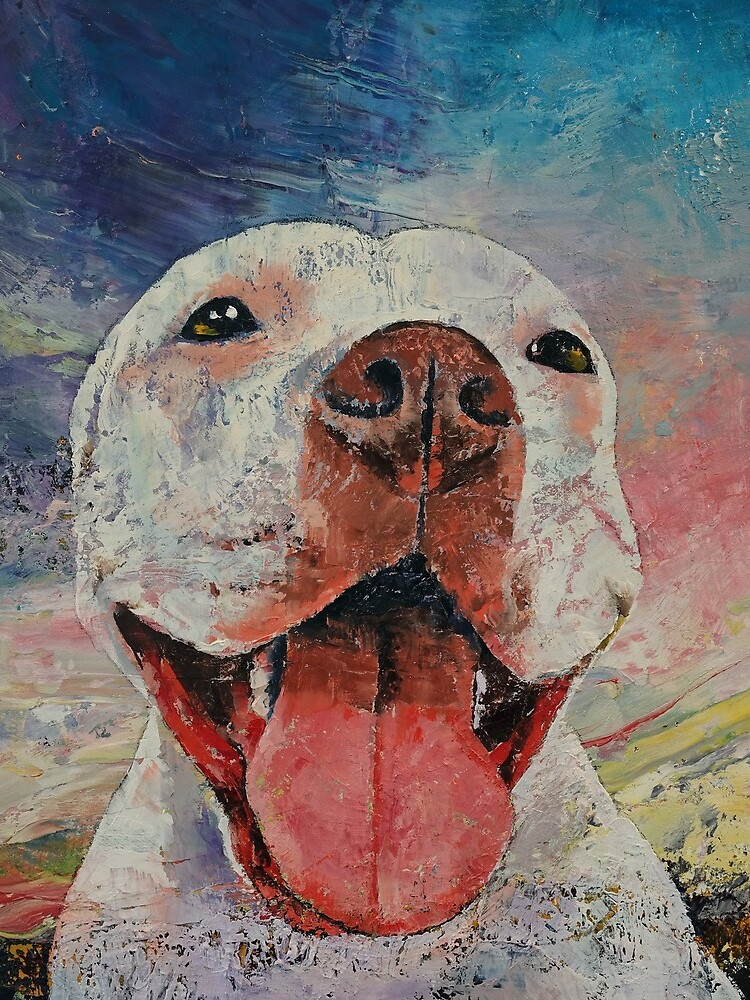 Pitbull by michaelcreese