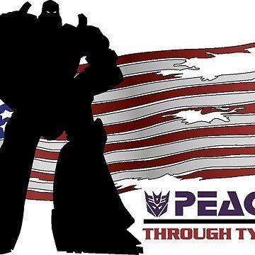Megatron: Peace Through Tyranny by Jammonit98