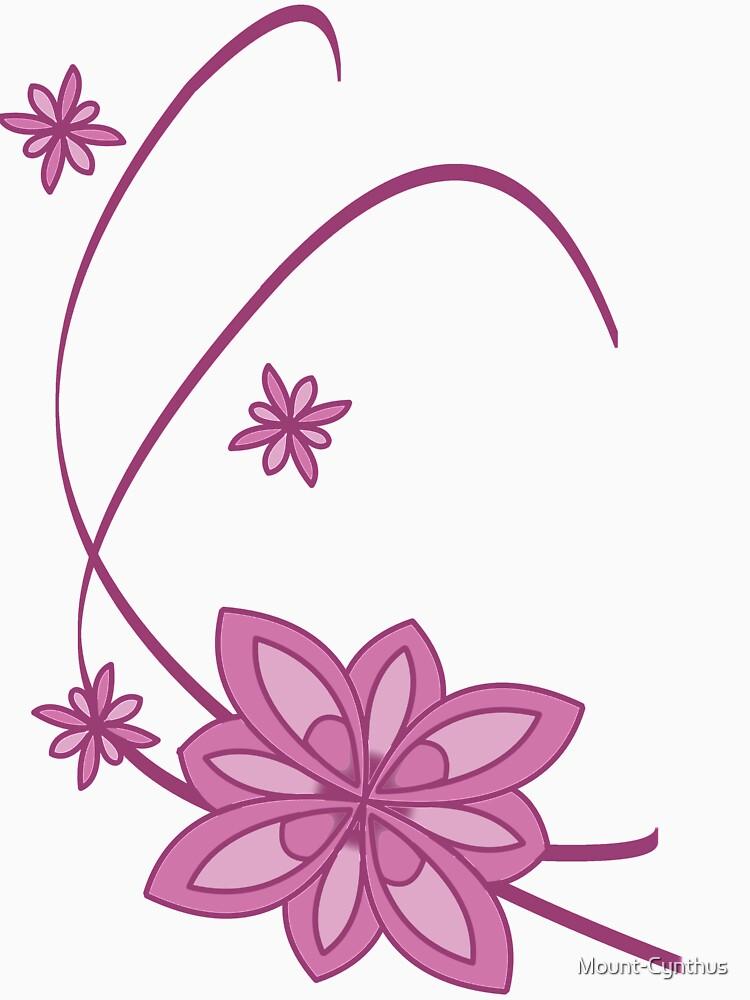 Pink Lotus by Mount-Cynthus
