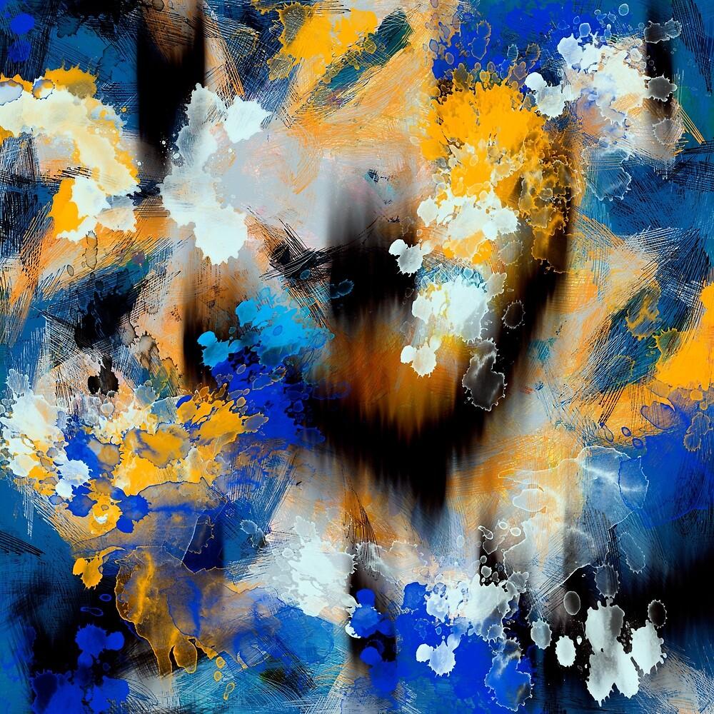 Blue Shadows in my Mind... by drozdovs16
