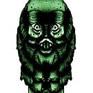 The Creature Feature /gren by Ryan Taft