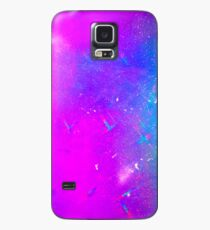 Violet Space Case/Skin for Samsung Galaxy
