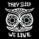 They Sleep We Live by mutinyaudio