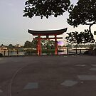 Good Morning Epcot by fairielights