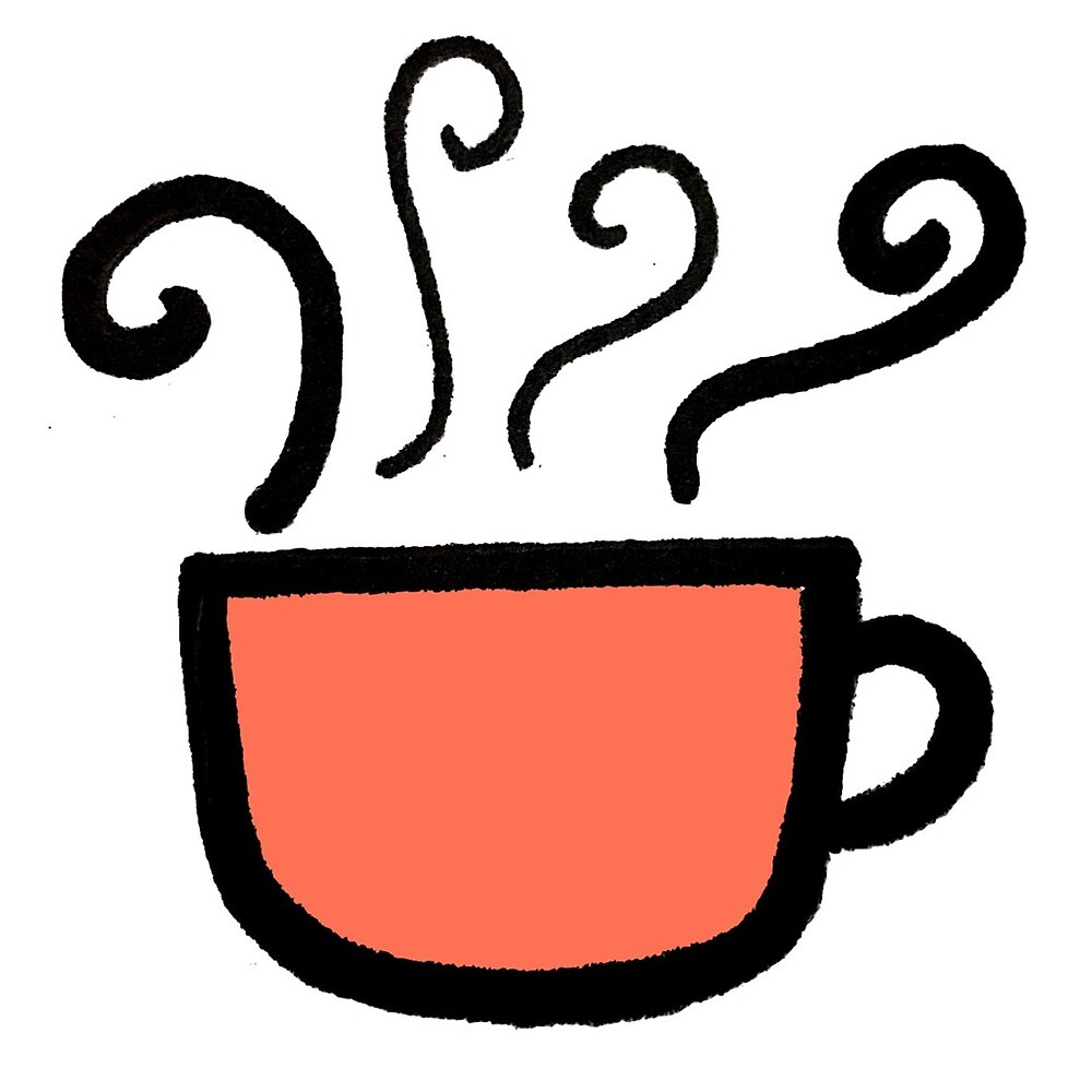Salmon Coffee Mug by camdigar