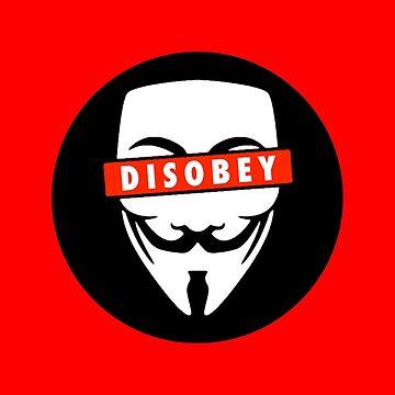 Disobey Censorship Circle by mutinyaudio