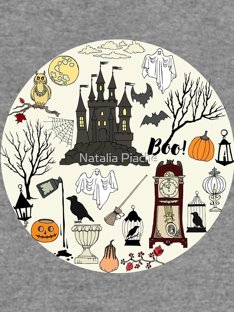 Halloween decorations by piacheva