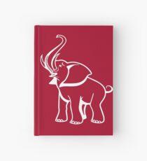 Delta Elephant Sigma Red Theta 2 Hardcover Journal