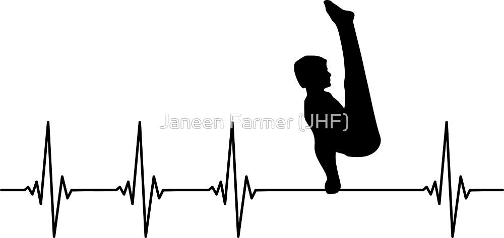 Can't Beat Gymnastics by Janeen Farmer (JHF)
