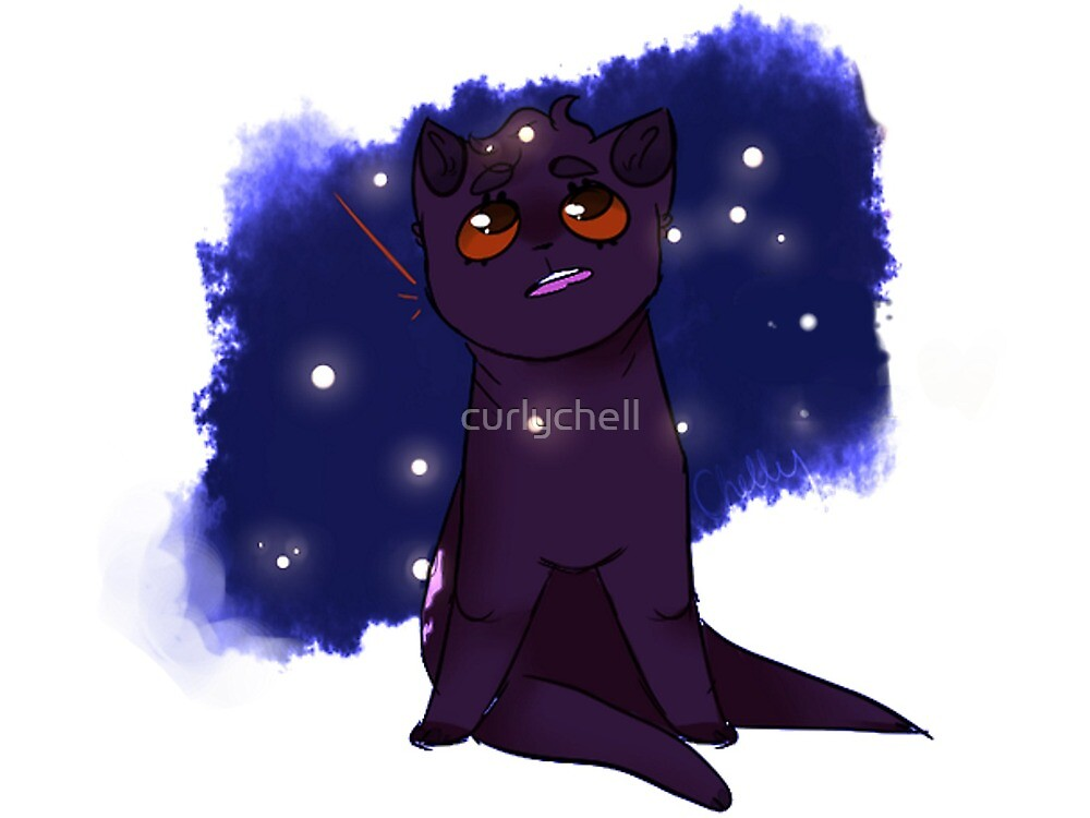 Fireflies | Warrior Cats by curlychell