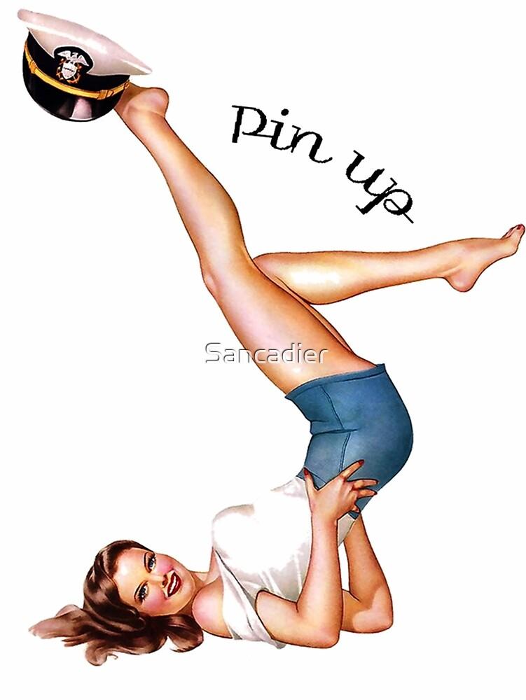 Pin up 22 by Sancadier