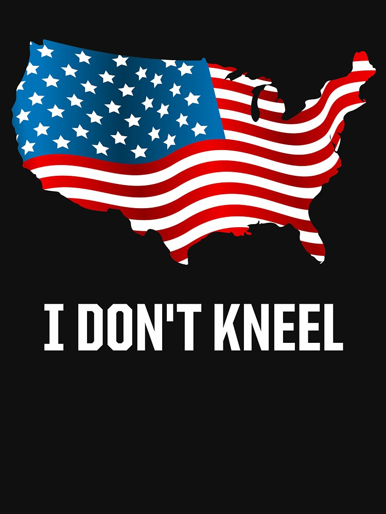 Dont Kneel, I Stand by peacocks