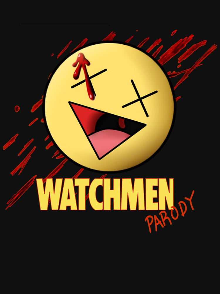 Watchmen Parody Film by Lzapatero79