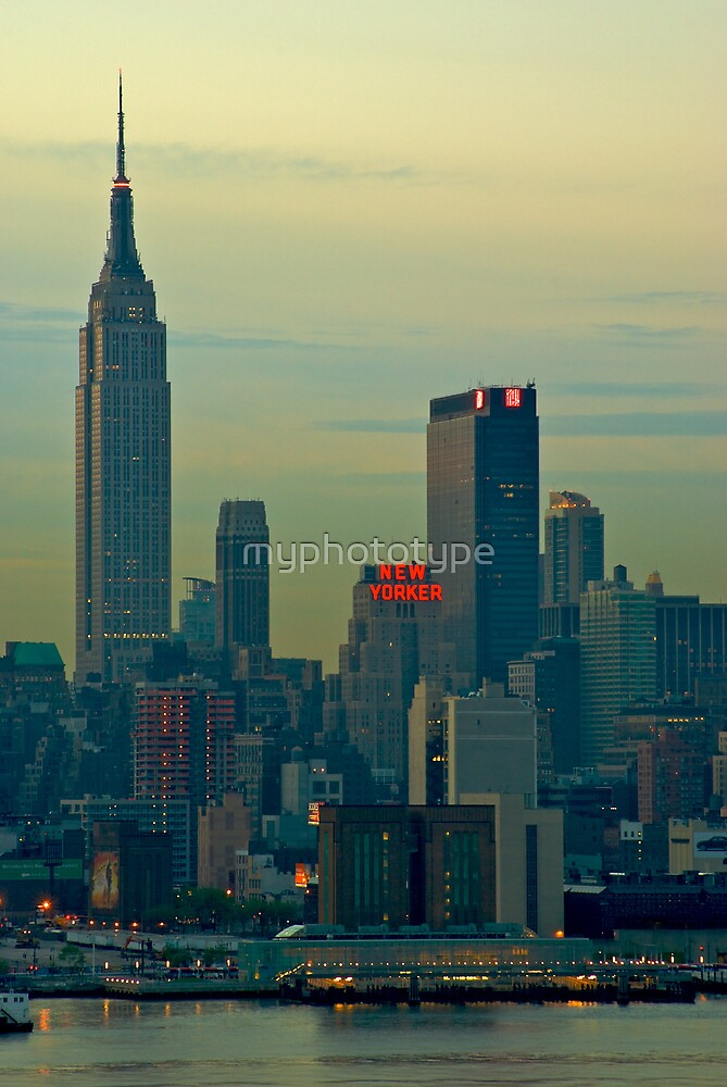 The New Yorker by myphototype