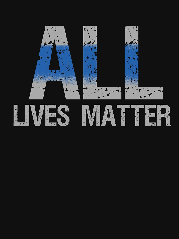 all lives matter by look25