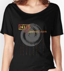 nindestruct.com Women's Relaxed Fit T-Shirt