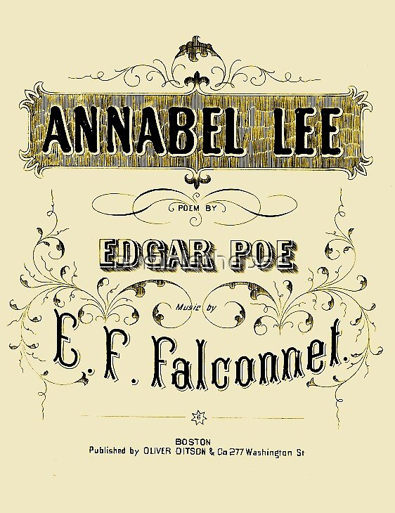 Annabel Lee by bumblethebee