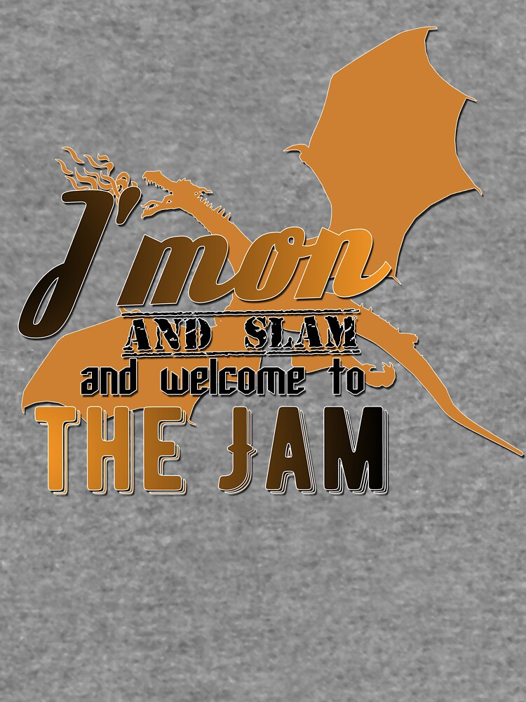 J'mon and slam by angeredthoughts