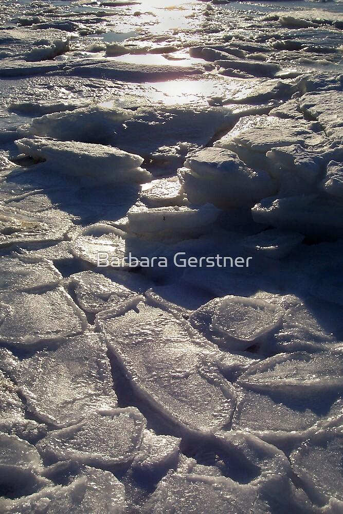 Just ice by Barbara Gerstner
