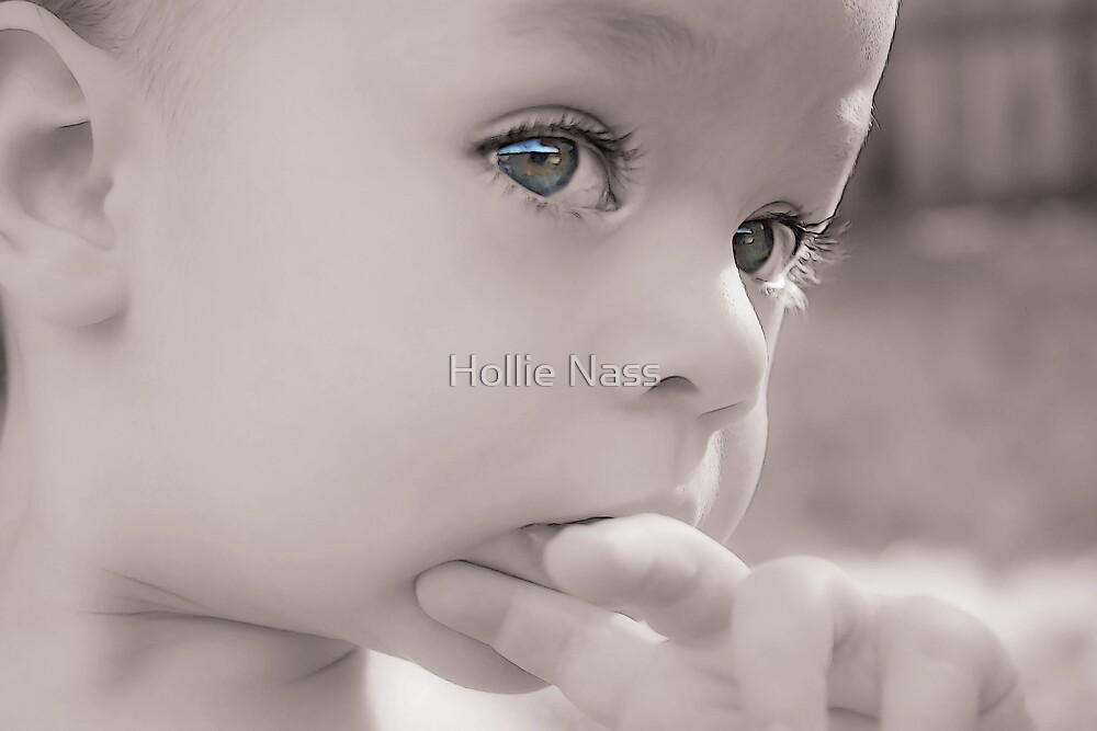 Thoughtful  by Hollie Nass
