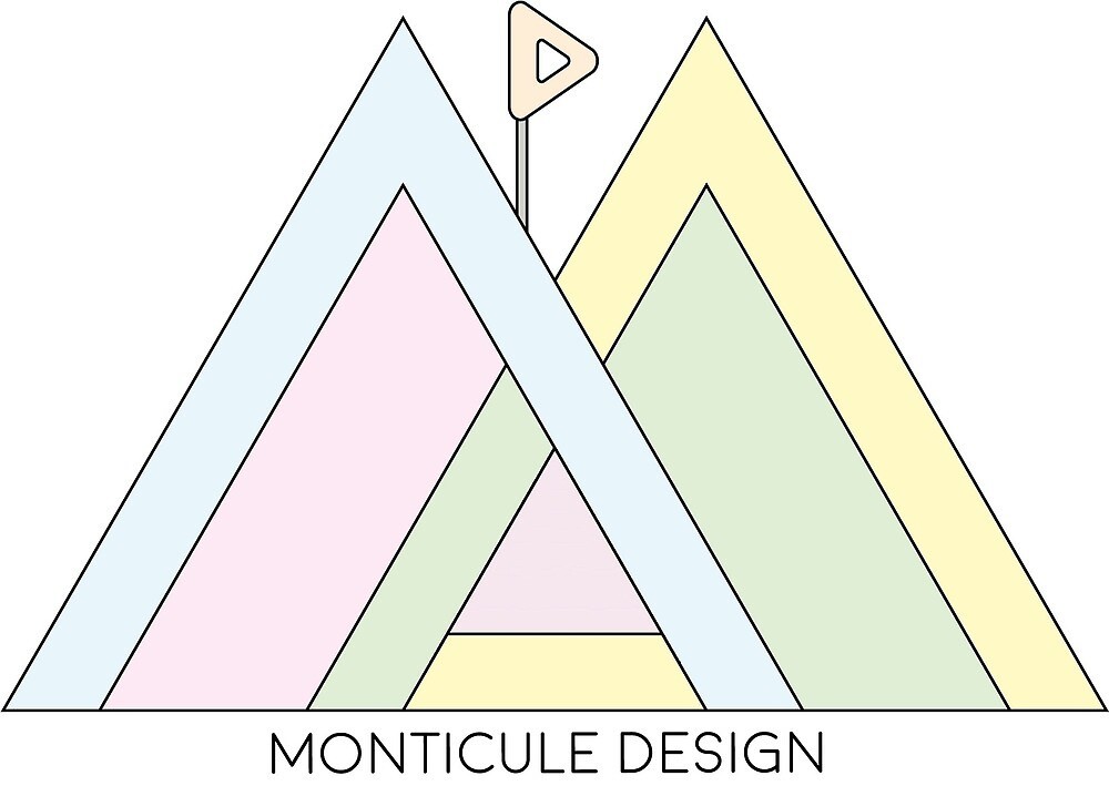 Monticule Design by Monticule Designs .