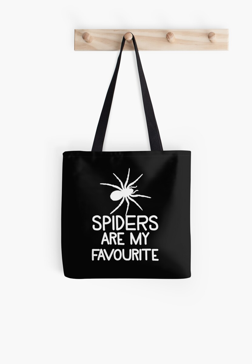Spiders are my favourite by jazzydevil
