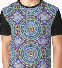 Heaven and Earth Mandala Graphic T-Shirt