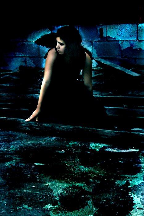 Dark Angel II by Danniela Ramos