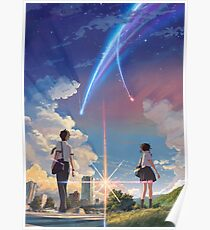 Kimi no Na wa (Your Name) Movie BEST RES Poster