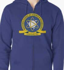 Midtown school of science and technology  Zipped Hoodie