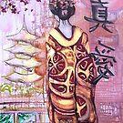 Geisha CALENDAR by whittyart