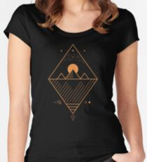 Osiris Women's Fitted Scoop T-Shirt
