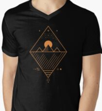 Osiris Men's V-Neck T-Shirt