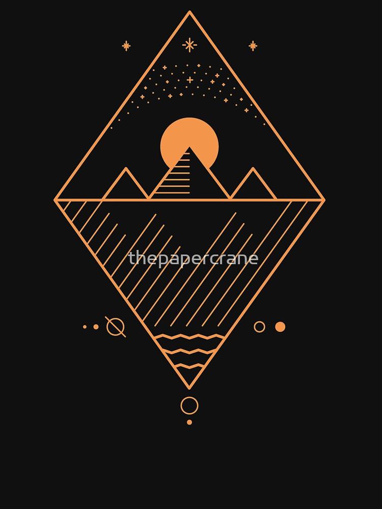 Osiris by thepapercrane