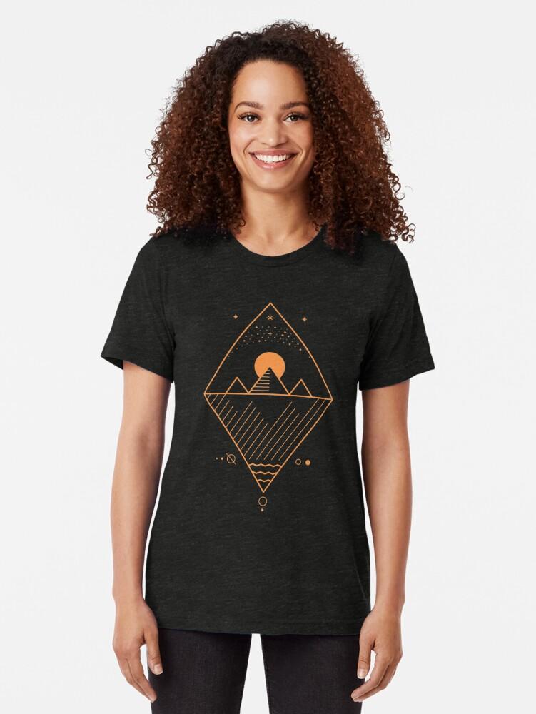 Alternate view of Osiris Tri-blend T-Shirt