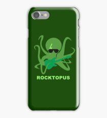 Rocktopus [GREEN] iPhone Case/Skin