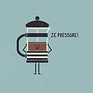 French Press by Teo Zirinis