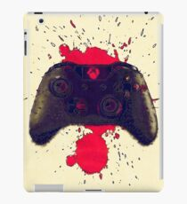 Xbox Controller with blood iPad Case/Skin