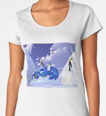 Piece of Ice Women's Premium T-Shirt