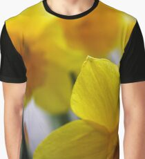 Spring time in Wales Graphic T-Shirt