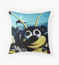 On The Kidway Throw Pillow