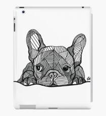 Vinilo o funda para iPad Cachorro de Bulldog Francés